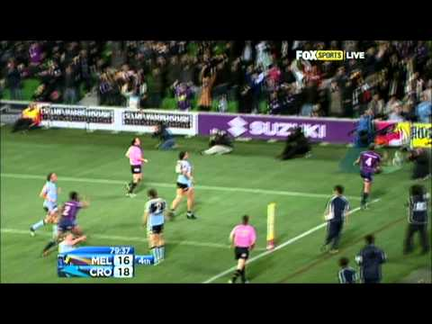 Melbourne Miracle Against Sharks