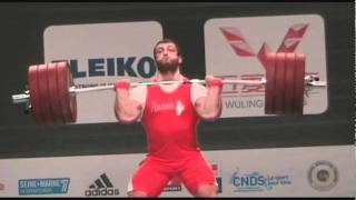 Dmitry Klokov  - WWC Paris 2011