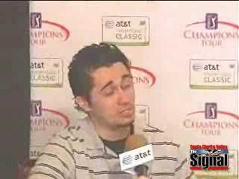 Tom Purtzer: Signal Interview with AT&T Champ