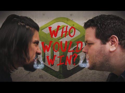 Wolf Guard vs Praetorians Warhammer 40k Battle Report - Who Would Win Ep 07