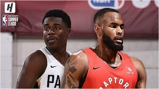 Toronto Raptors vs Indiana Pacers - Full Game Highlights | July 11, 2019 NBA Summer League