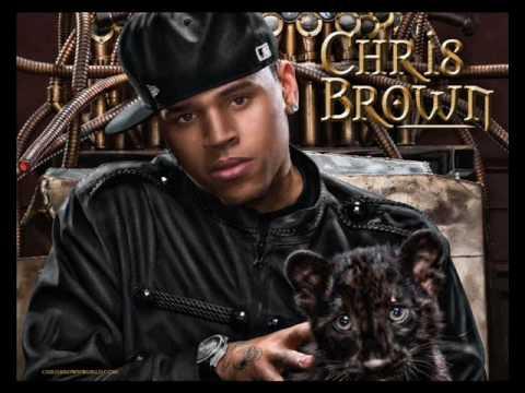 Chris Brown - Hood Ridin (Round Here) With Download && Lyrics