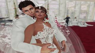 Ed & Bri Second Life Wedding - 10.22.17