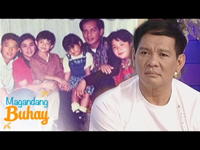 Magandang Buhay: Joey Marquez and his family