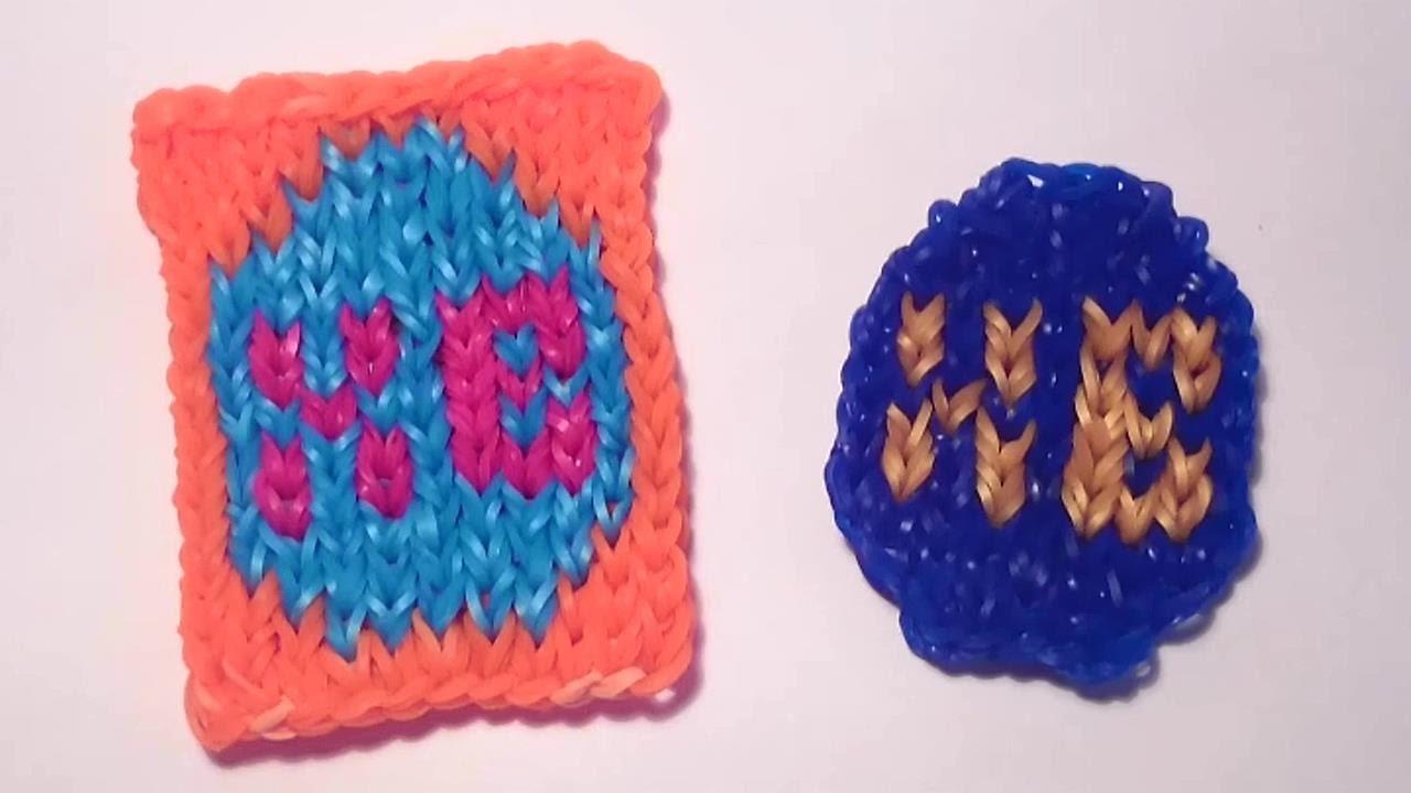 Видео уроки плетения из резинок