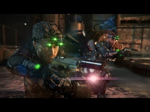 CO-OP Trailer | Splinter Cell Blacklist [NORTH AMERICA]