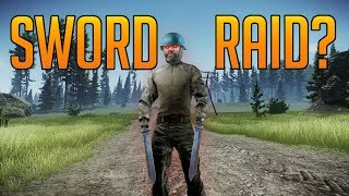 Sword Fun - Escape From Tarkov 0.11.7