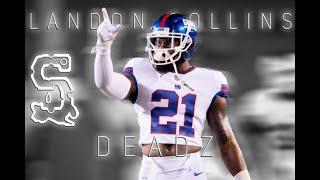 "Landon Collins || ""Deadz"" || New York Giants Highlights"