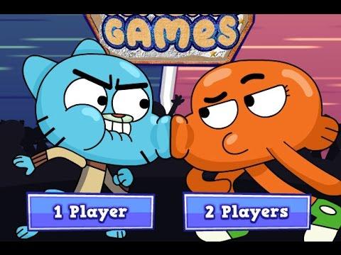 Играть Игры Гамбол И Дарвин Бесплатно