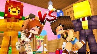 Minecraft Daycare - DAD FIGHT !? (Minecraft Daycare)