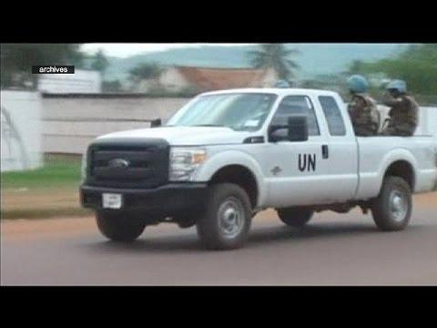 UN peacekeepers accused of underage rape in CAR
