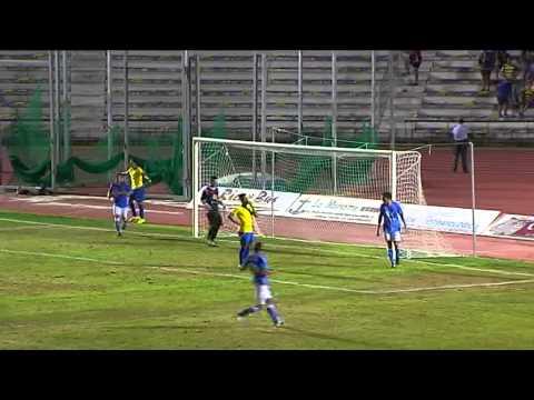 Trofeo de la Sal: San Fernando 0 - Cádiz 0 (02-08-14)