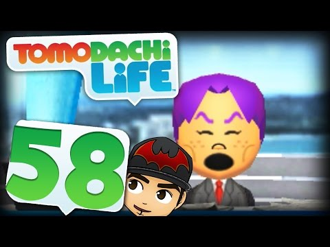 Let's Play Tomodachi Life - Part 58 -  Heiße News?