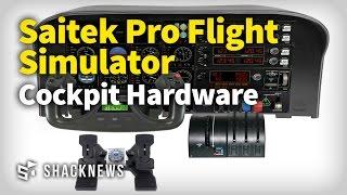 Saitek Pro Flight Simulator Cockpit Hardware