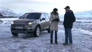 2015 Land Rover Discovery Sport: His Turn - Her Turn Car Review