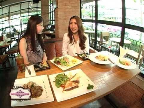 Bangkok Cuisine at Mellow Thonglor with CJ Jah (Part3)