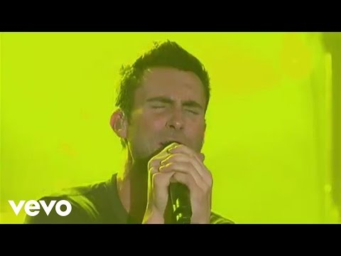 Maroon 5 - One More Night Live on Letterman