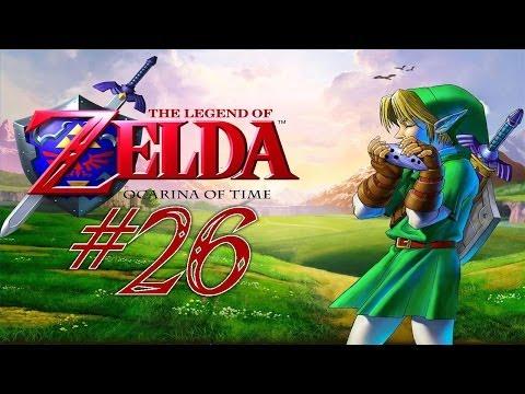 Let's Play The Legend of Zelda Ocarina of Times [German] Part26 planlos im Wassertempel 0.o [HD]