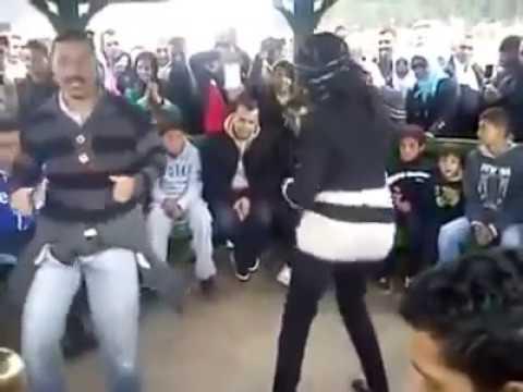 شاهد الفضيحه الجديده ولد يتحدى بنت في رقص في زوراء شاهد فضيحة 2018 thumbnail