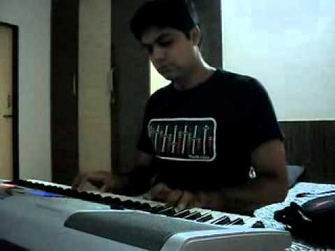 Ek Hasina Thi - Piano Version.mp4 video