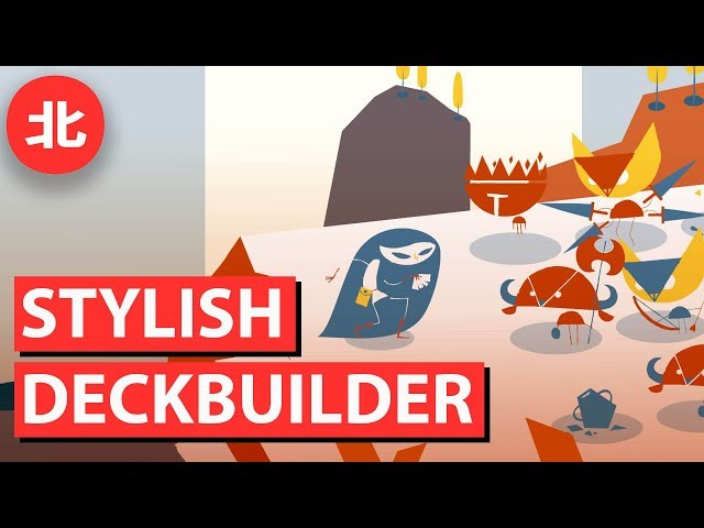 New Deckbuilder With A Heart - Iris and the Giant Northernlion Tries