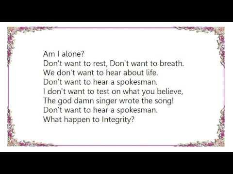Goldfinger - Spokesman Lyrics