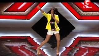X-Factor 3 Юлия Плаксина
