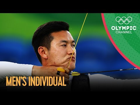 Men's Archery Individual Gold Medal Match   Rio 2016 Replay