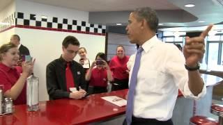 Download Song President Barack Obama Makes Surprise Visit Free StafaMp3