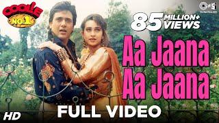 download lagu Aa Jaana Aa Jaana - Coolie No 1  gratis
