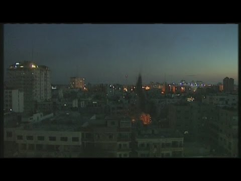 Israel, Hamas accept Egyptian cease-fire proposal