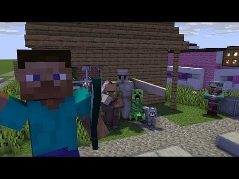 Minecraft La Parodia Con Loquendo Maratón