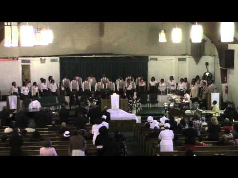 Coahoma Community College Choir Visit