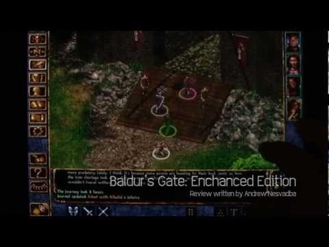 Baldur's Gate: Enhanced Edition iOS iPad Gameplay Review - AppSpy.com