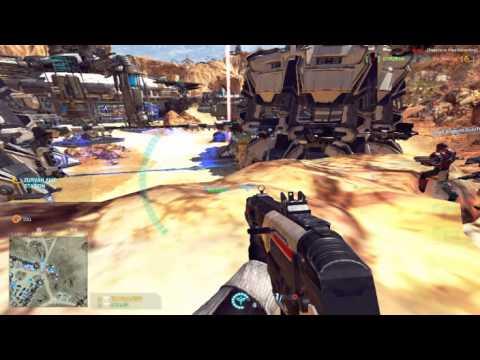Planetside 2 Light Assault Run
