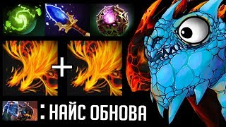 НОВЫЙ УЛЬТ ДЖАКИРО 7.20   JAKIRO DOTA 2