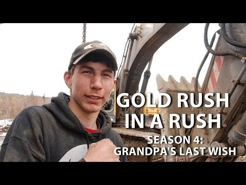 Gold Rush Season 4 Episode 19 - Grandpa's Last Wish - Gold Rush in a Rush Recap