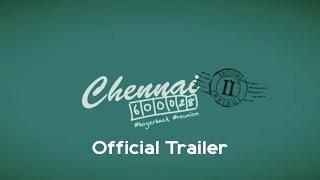 CHENNAI 600028 2ND INNINGS TRAILER HD | VENKAT PRABHU | YUVAN SHANKAR RAJA
