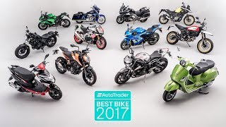 Auto Trader 2017 Bike Awards