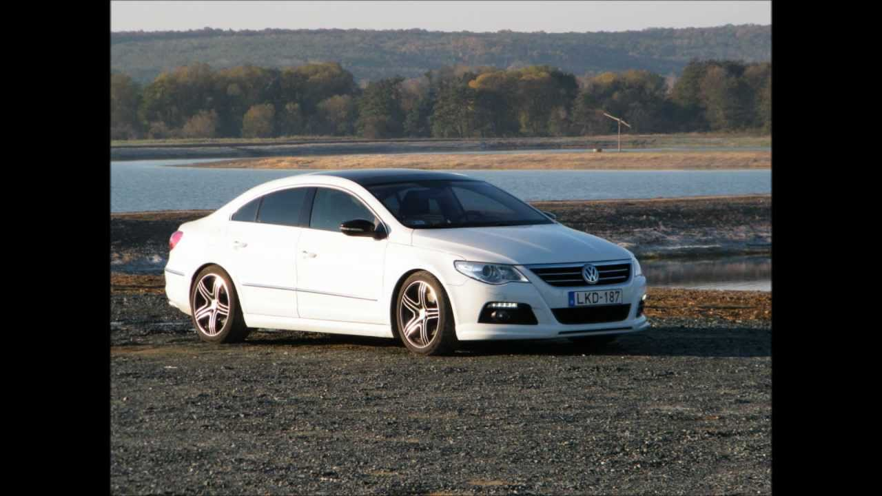 volkswagen passat cc r line tuning youtube. Black Bedroom Furniture Sets. Home Design Ideas