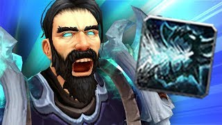Frost Death Knight In 8.2 Is INSANE! (70k DPS BURST!) - WoW: Battle For Azeroth 8.1