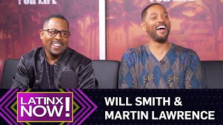 "Will Smith & Martin Lawrence Ever Retire ""Bad Boys"" Franchise? 