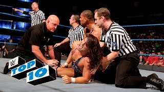 Top 10 SmackDown LIVE moments: WWE Top 10, Sept. 6, 2016