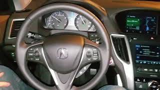 Acura TLX 2018 - Driving Automation