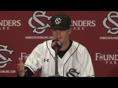 POST-GAME: Braden Webb on Arkansas — 3/19/16