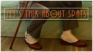 my1928 - Let's talk about spats