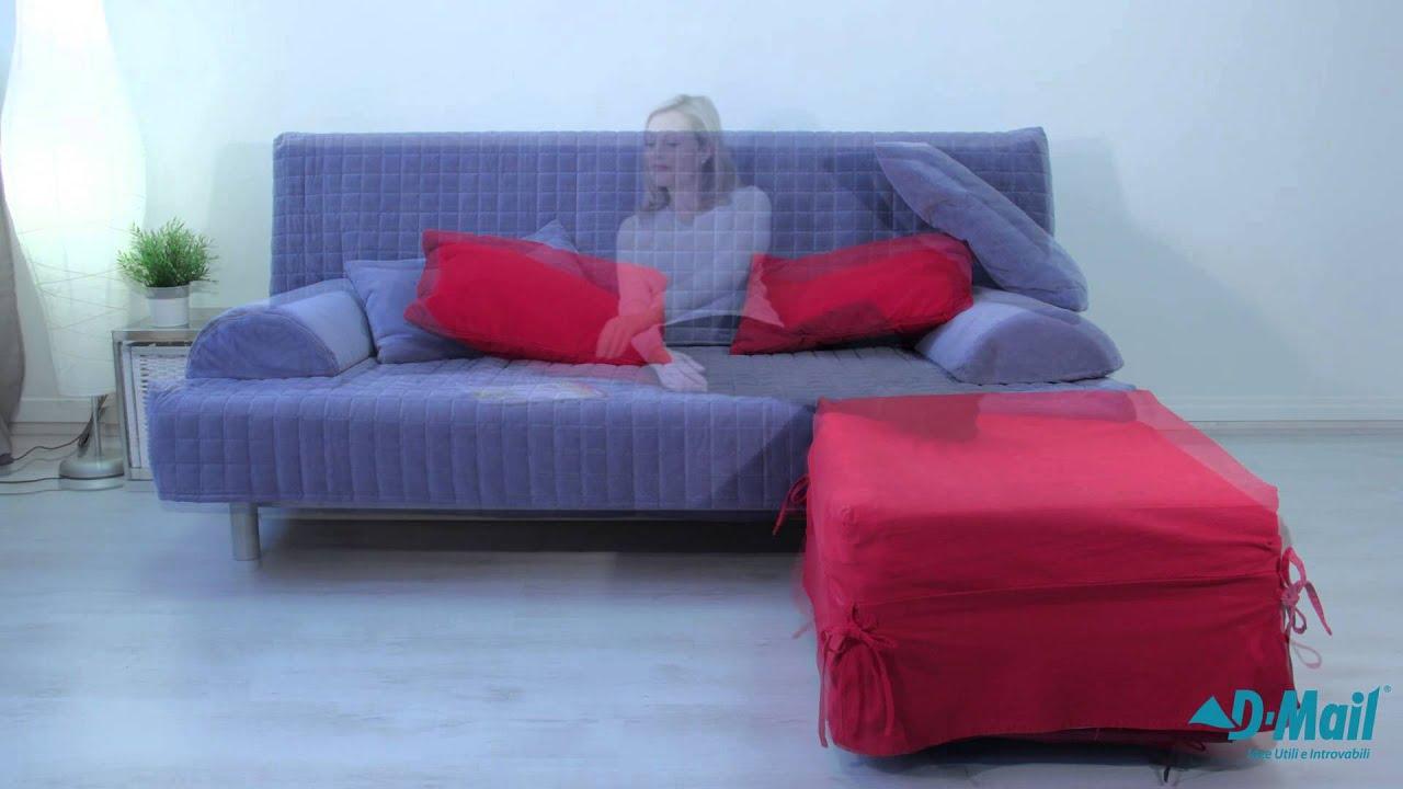 Pouf Letto: Un letto in più quando serve! - YouTube