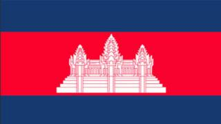 Cambodia Flag and Anthem