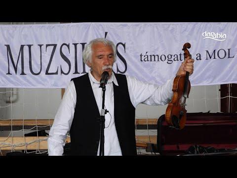 A Muzsikás együttes koncertje Tahitótfaluban