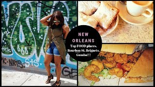 BEST Places to Eat in New Orleans (Touring Top Soul-Food Restaurants)